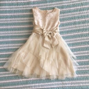 Beautiful Formal Dress for Girl (Gently Used)